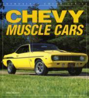 Chevy Muscle Cars als Taschenbuch