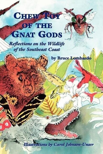 Chew Toy of the Gnat Gods als Taschenbuch