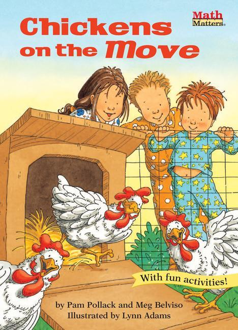 Chickens on the Move: Measurement: Perimeter als Taschenbuch