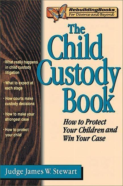 The Child Custody Book als Taschenbuch
