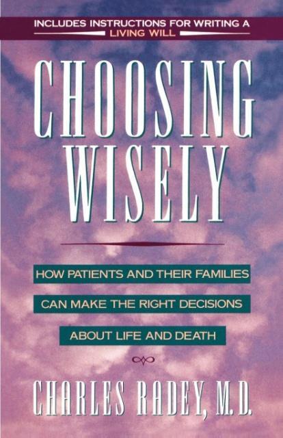Choosing Wisely als Taschenbuch
