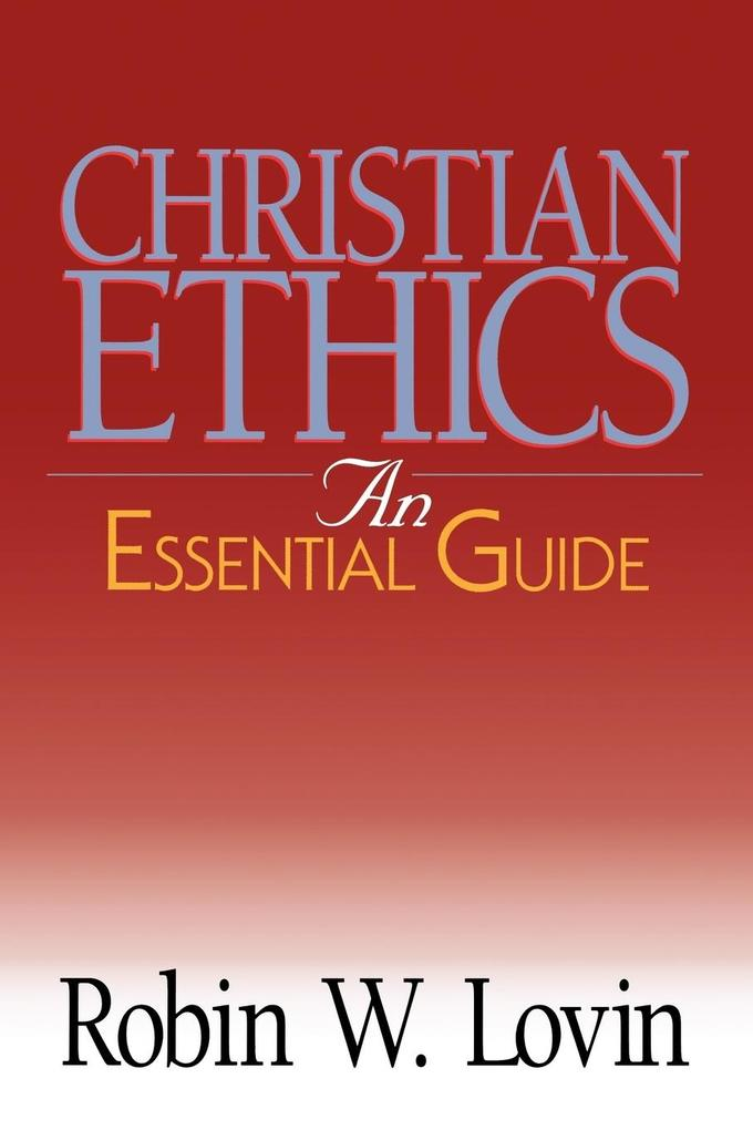 Christian Ethics als Taschenbuch