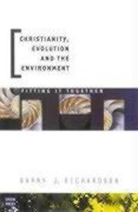 Christianity, Evolution and the Environment als Taschenbuch