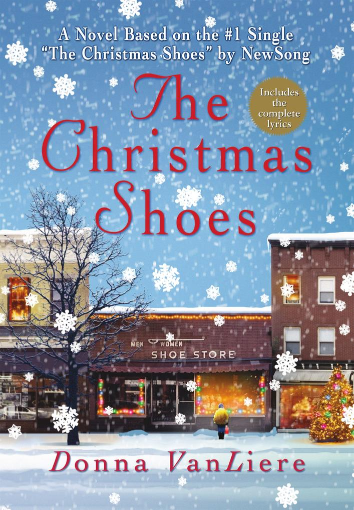 The Christmas Shoes als Buch