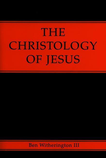The Christology of Jesus als Taschenbuch