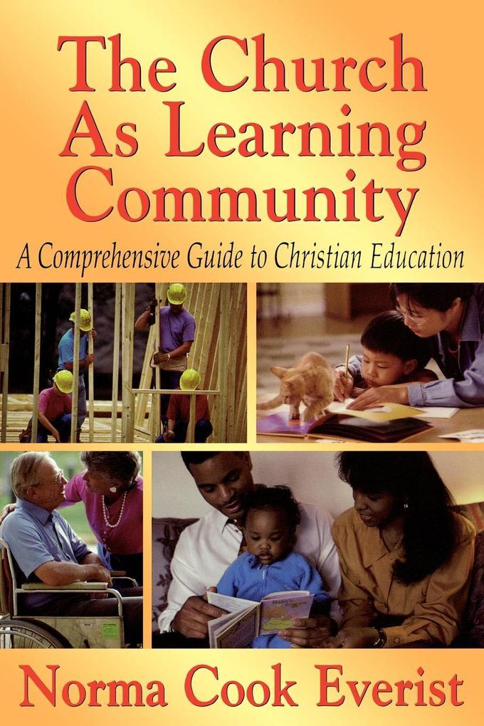 The Church as a Learning Community als Taschenbuch