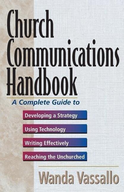 The Church Communications Handbook als Taschenbuch