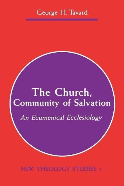The Church, Community of Salvation als Taschenbuch