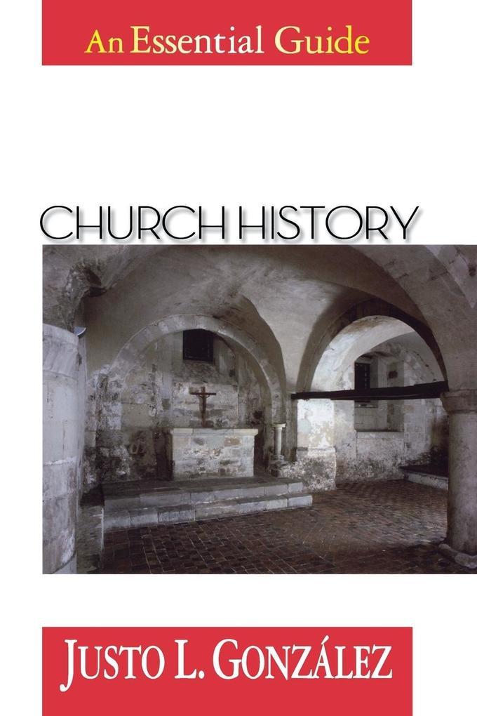 Church History als Taschenbuch