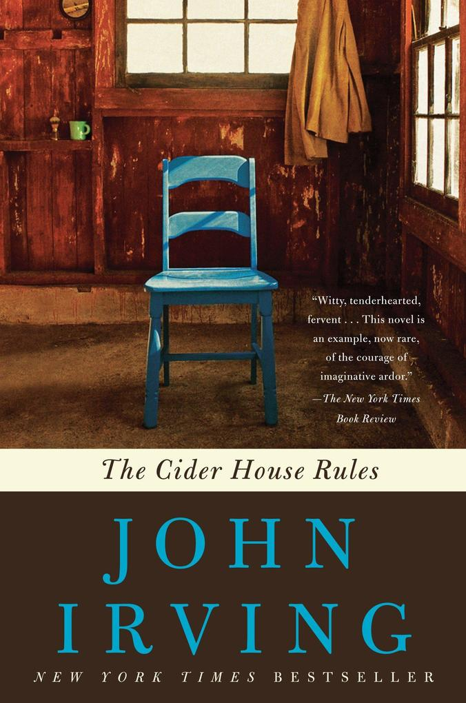 The Cider House Rules als Taschenbuch