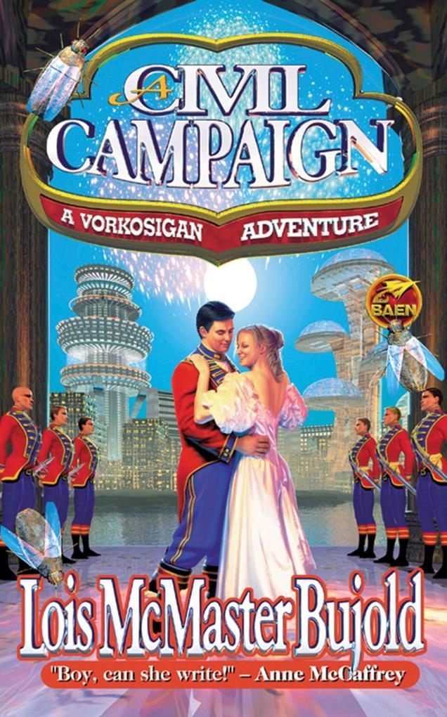 A Civil Campaign als Buch