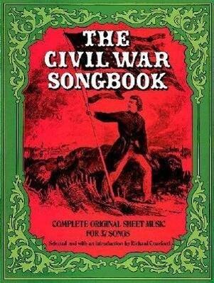 The Civil War Songbook als Taschenbuch
