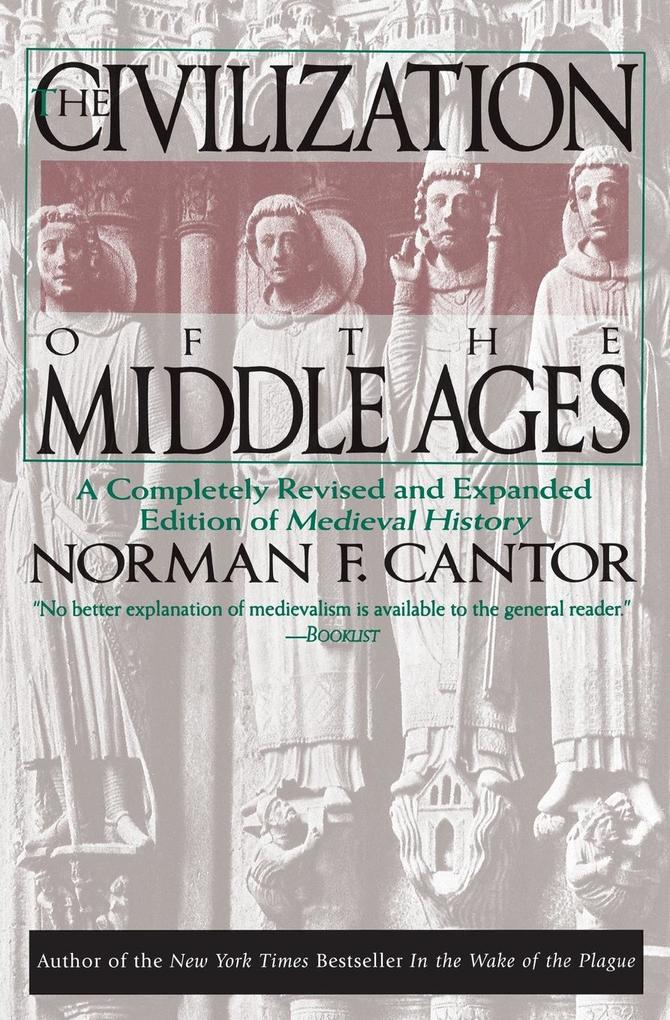 Civilization of the Middle Ages als Taschenbuch