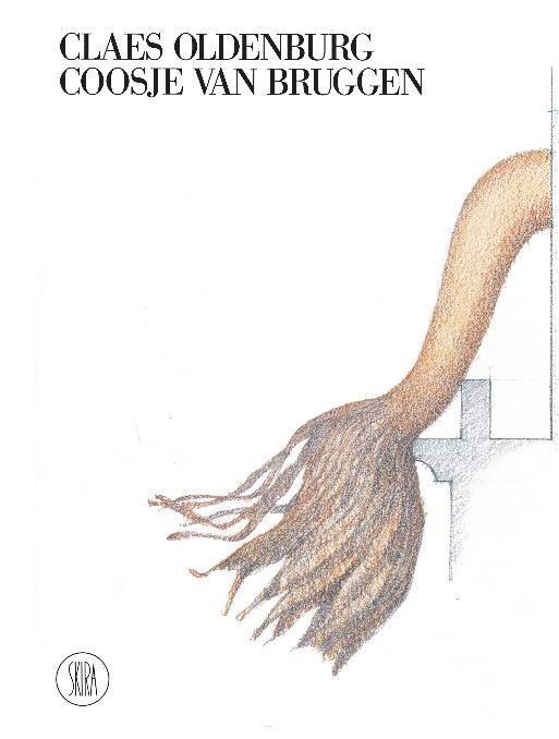 Claes Oldenburg Coosje Van Bruggen als Buch