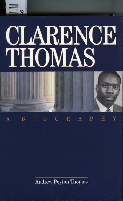 Clarence Thomas als Buch