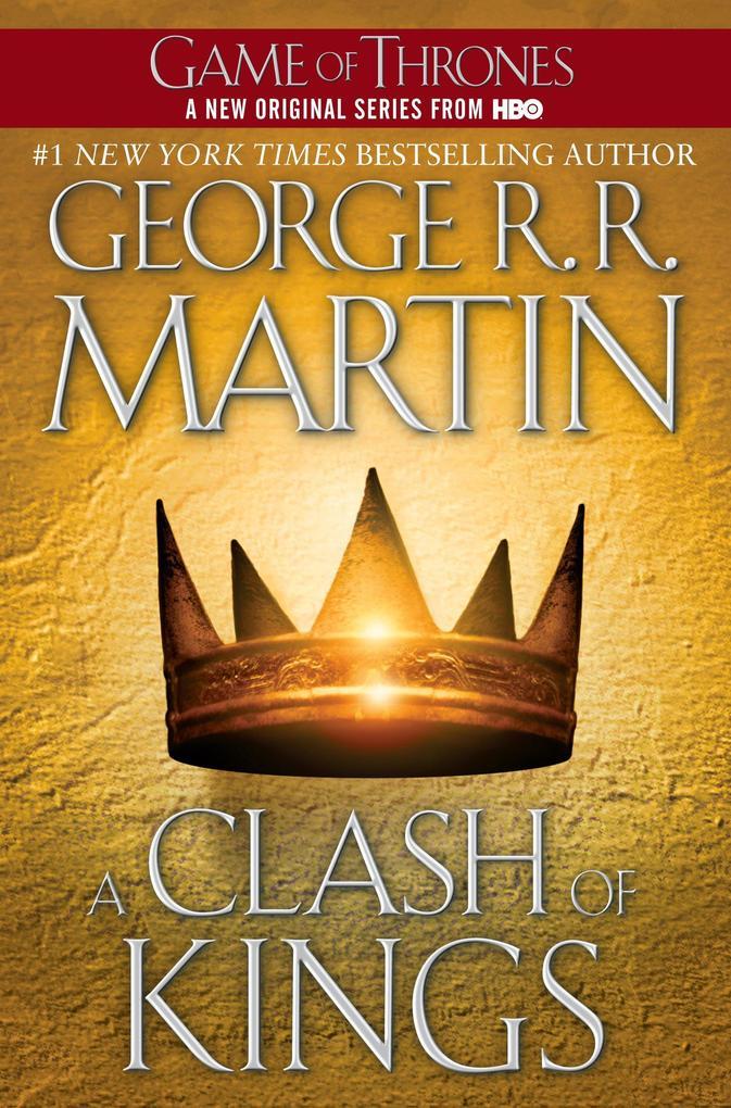 CLASH OF KINGS als Taschenbuch