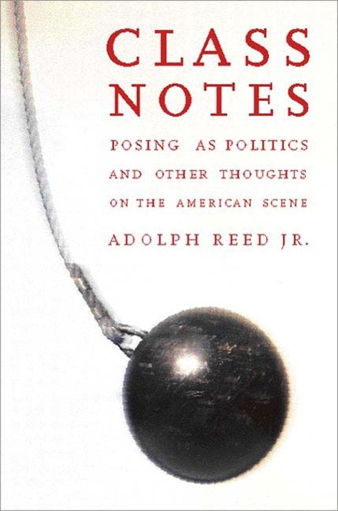 Class Notes: Posing as Politics and Other Thoughts on the American Scene als Taschenbuch