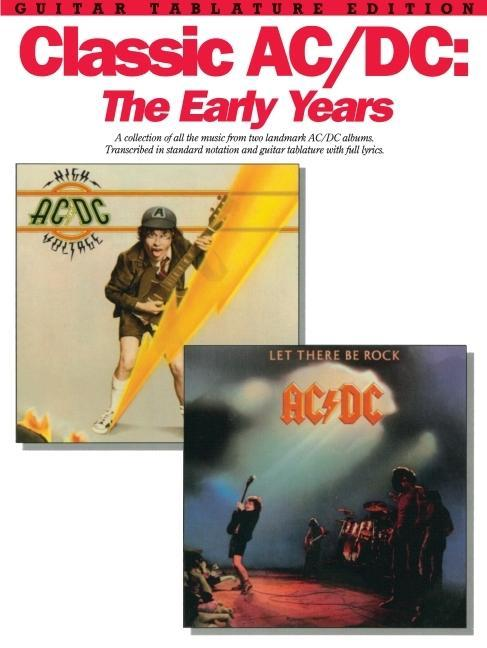 Classic AC/DC: The Early Years als Taschenbuch
