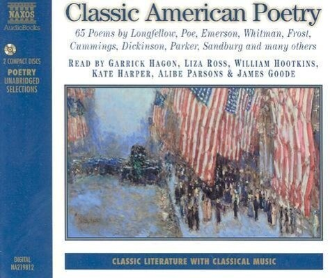 Classic American Poems als Hörbuch