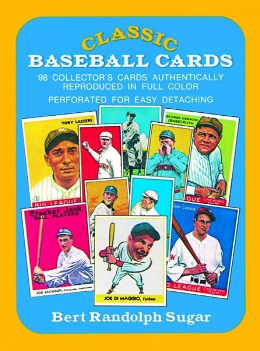 Classic Baseball Cards als Taschenbuch