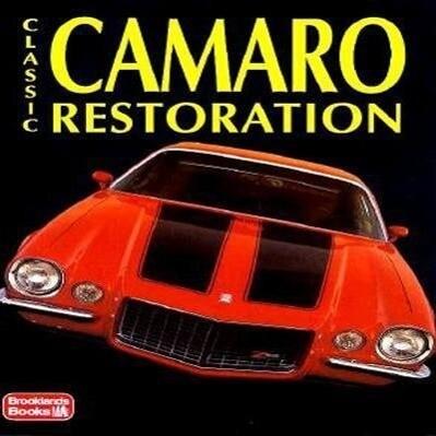 Classic Camaro Restoration als Taschenbuch