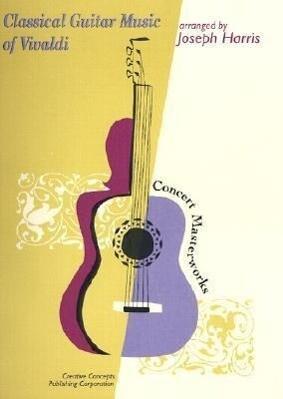 Classical Guitar Music of Vivaldi als Taschenbuch