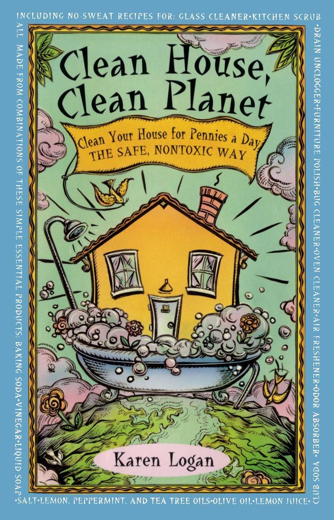 Clean House Clean Planet als Taschenbuch
