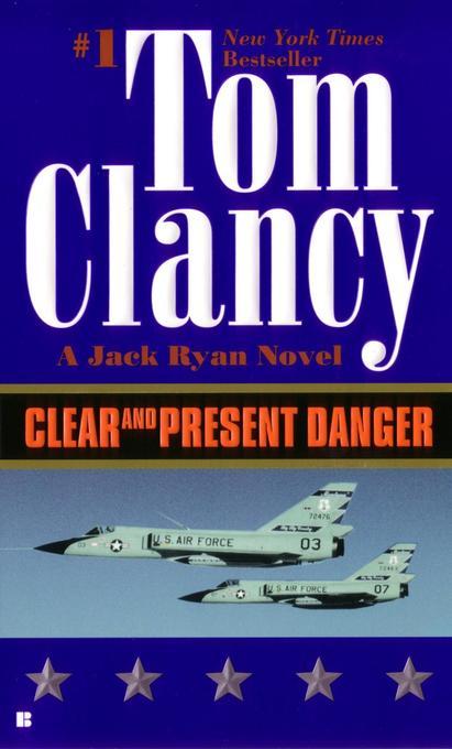 Clear and Present Danger als Taschenbuch