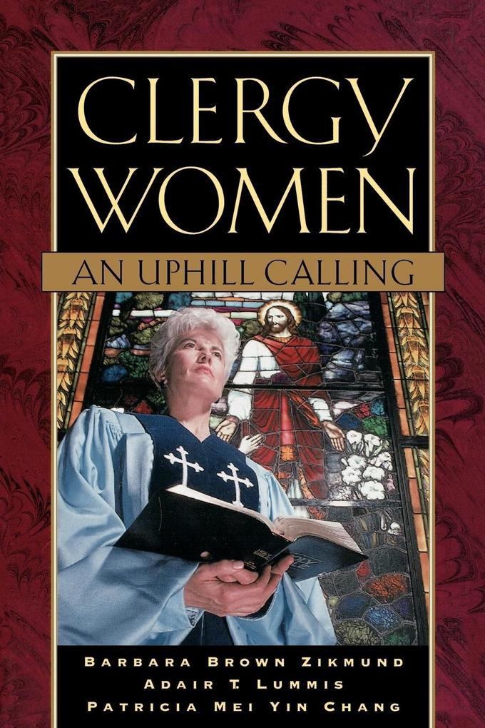 Clergy Women als Taschenbuch