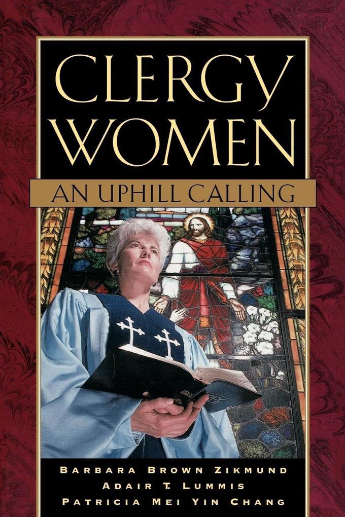 Clergy Women_an Uphill Calling als Taschenbuch