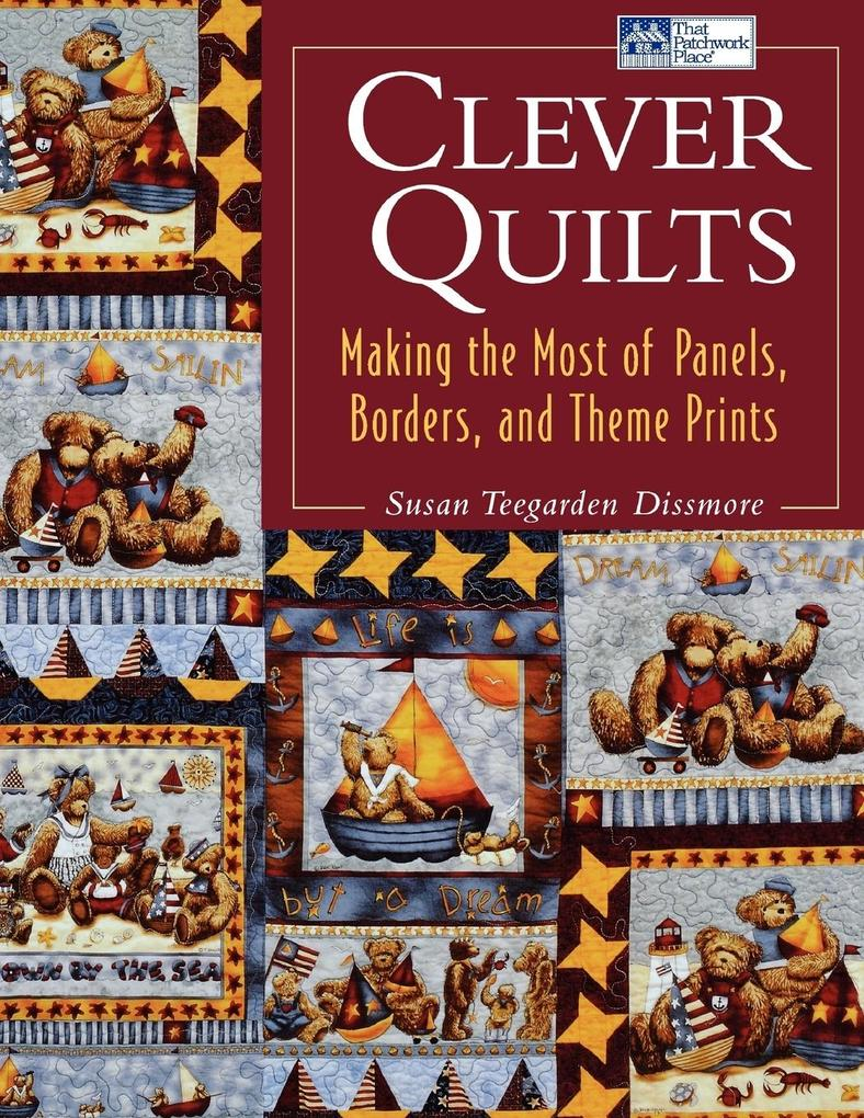 Clever Quilts Print on Demand Edition als Taschenbuch