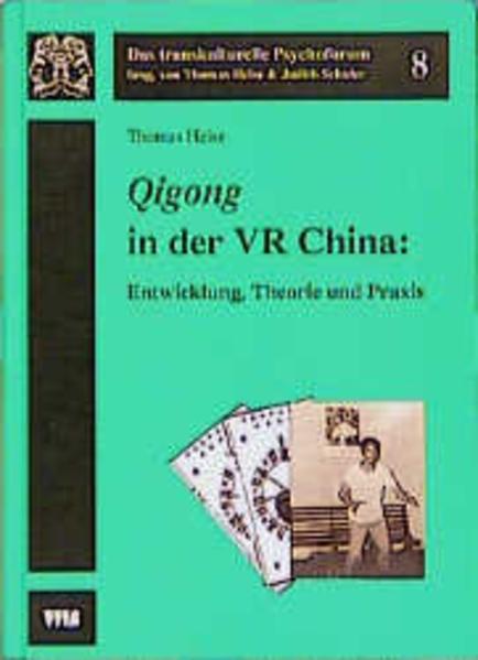 Qigong in der Volksrepublik China als Buch von Thomas Heise