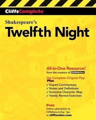 Twelfth Night als Taschenbuch