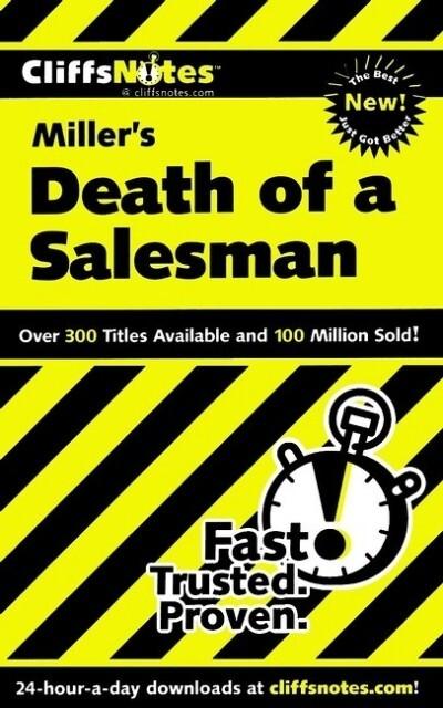 "Miller's ""Death of a Salesman"" als Buch"