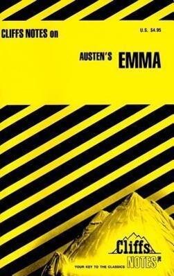 CliffsNotes on Austen's Emma als Taschenbuch
