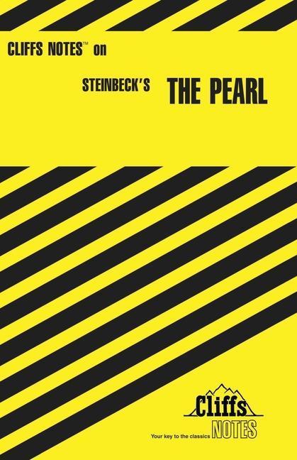 Cliffsnotes on Steinbeck's the Pearl als Taschenbuch