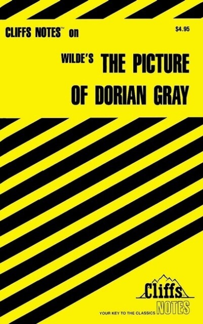 Cliffsnotes on Wilde's the Picture of Dorian Gray als Buch