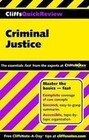 Cliffsquickreview Criminal Justice