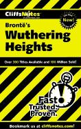 CliffsNotes Bronte's Wuthering Heights als Buch