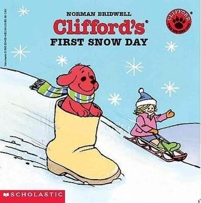 Clifford's First Snow Day als Taschenbuch