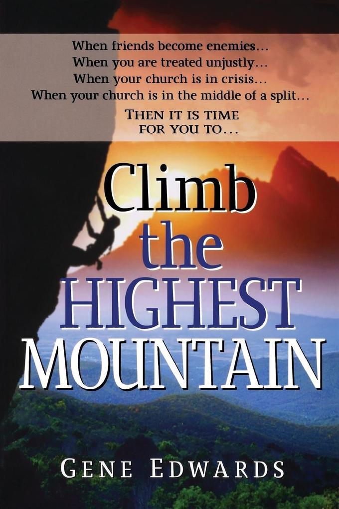Climb the Highest Mountain als Taschenbuch