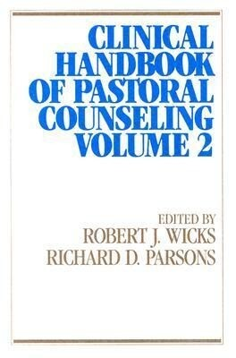 Clinical Handbook of Pastoral Counseling als Taschenbuch