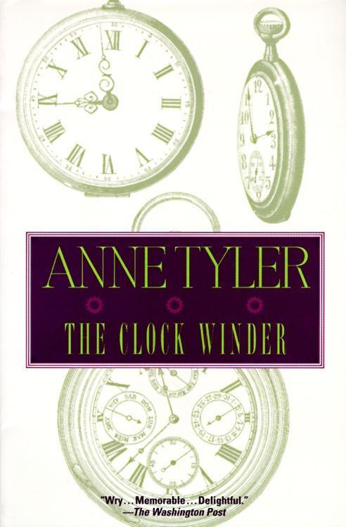 The Clock Winder als Taschenbuch
