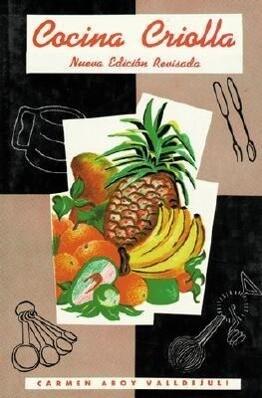 Cocina Criolla als Buch
