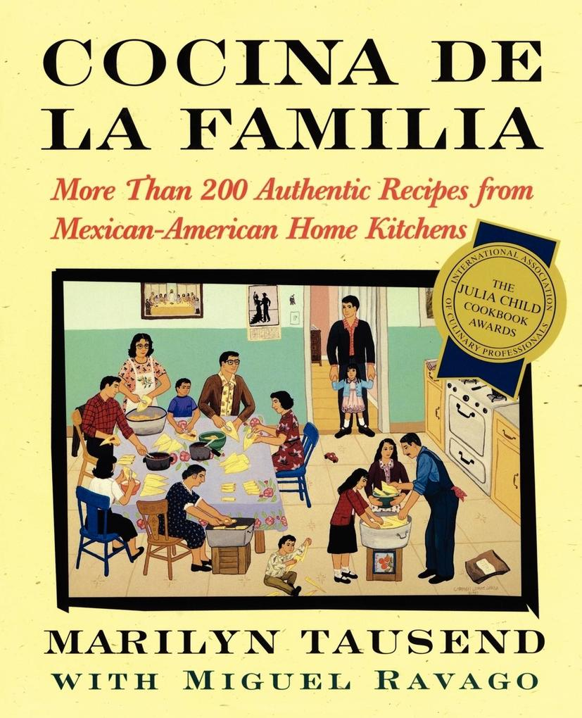 Cocina de La Familia als Buch