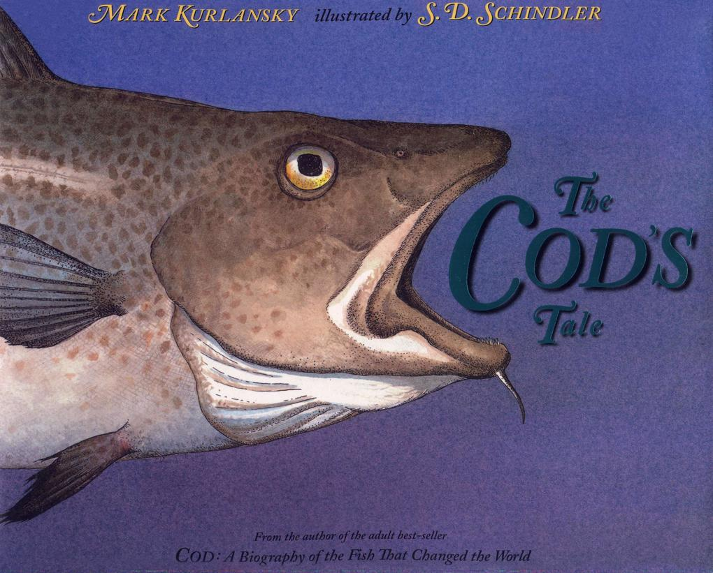 The Cod's Tale als Buch