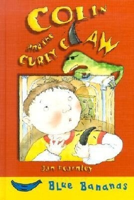 Colin and the Curly Claw als Buch