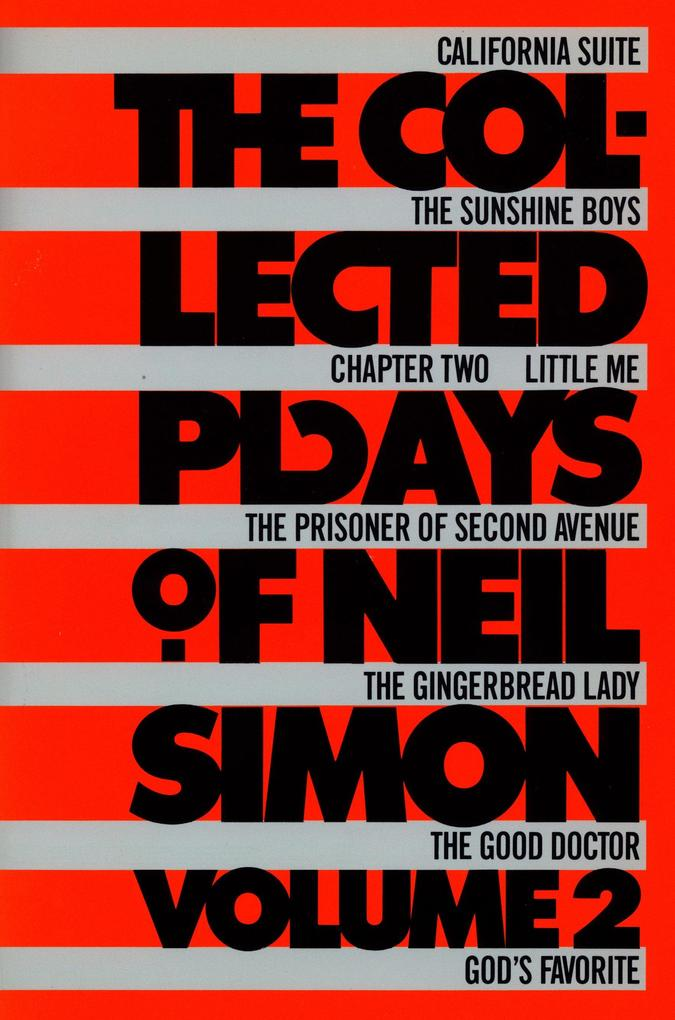 The Collected Plays of Neil Simon als Taschenbuch