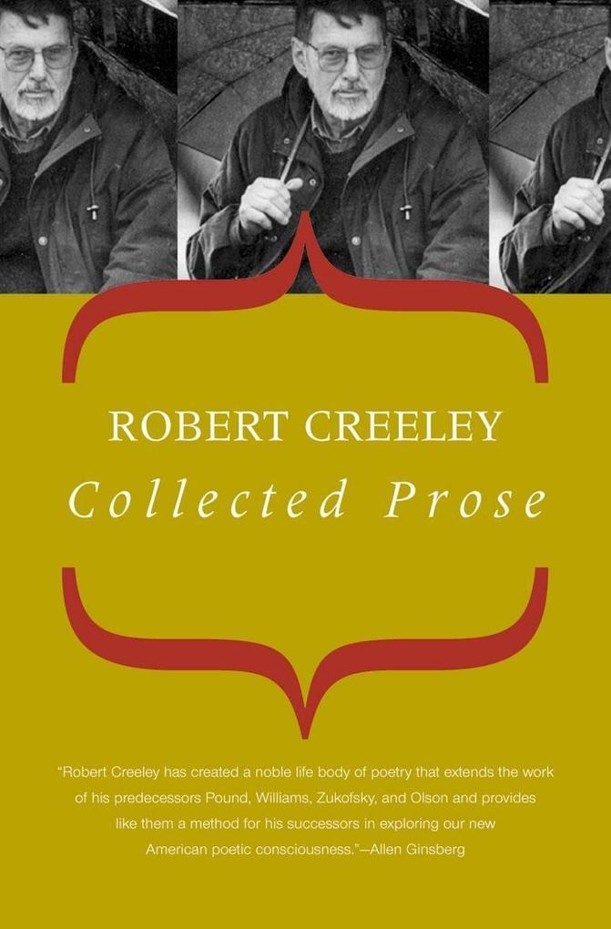 Collected Prose als Taschenbuch