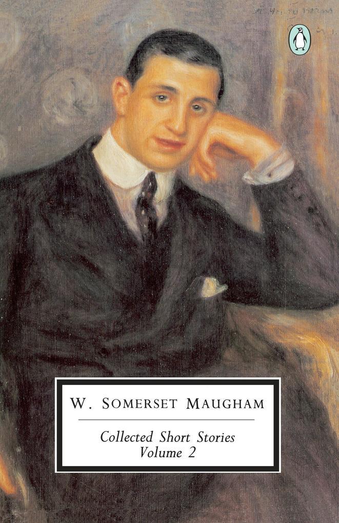 Maugham: Collected Short Stories: Volume 2 als Taschenbuch